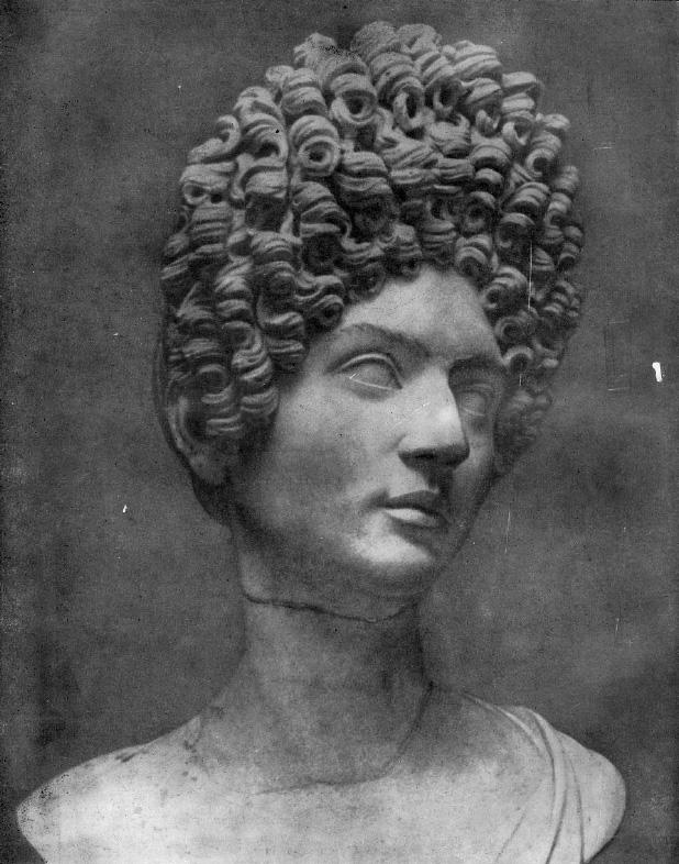 древний рим прически женщин фото