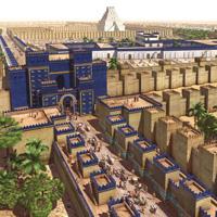 Архитектура стран Двуречья и Месопотамии. Всеобщая история архитектуры