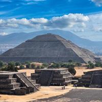 рхитектура Древней Мексики
