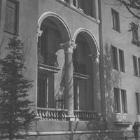 Архитектура жилых зданий СССР. 1933—1941