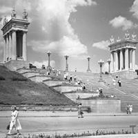 Градостроительство СССР 1941—1954