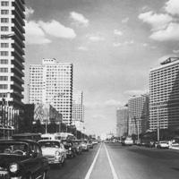 Градостроительство СССР 1955—1970