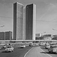 Крупные общественные здания СССР. 1955—1970