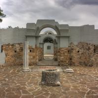 Круглая церковь в Преславе. Конец 9 века