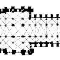 Собор Нотр-Дам в Реймсе. План