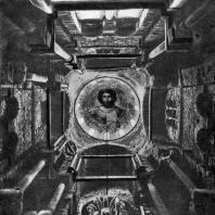 Церковь Панагия Парагоритисса в Арте. 13 век. Подкупольное пространство