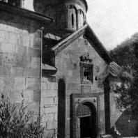 Гегард. Главная церковь. 13 век. Вид с юго-запада