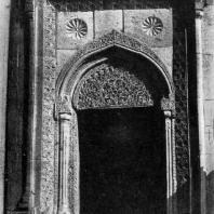 Гошаванк. Портал малой церкви. 1237 г.