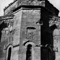Мцхетский Джвари. 590-604 гг. Общий вид с юго-востока