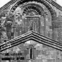 Храм Свети-Цховели в Мцхете. 1010-1029 гг. Западный фасад. Фрагмент