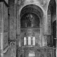 Храм св. Софии в Киеве. 11 век. Внутренний вид