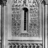 Дмитриевский собор во Владимире. 1194-1197 гг. Скульптурный декор западного фасада