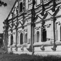 Дом Лизогуба (Полковая канцелярия) в Чернигове. Конец 17 века