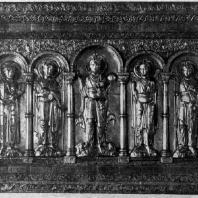 Базельский золотой антепендиум Генриха II. 1002-1019 гг. Париж, Музей Клюни