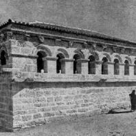 Так называемый Старый дом сената (здание городского самоуправления) в Браганце. Вероятно, 13 век