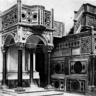 Кафедра собора в Салерно. 1175 г.