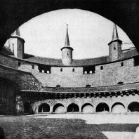 Барбакан в Кракове. Конец 15 века