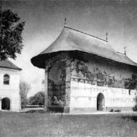 Церковь в Арборе. Вид с юго-запада