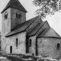 Церковь в Ваамбе. Вид с юго-востока