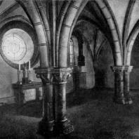 Домская церковь в Риге. Зал капитула