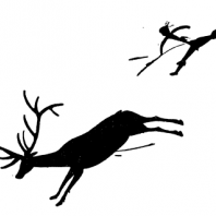 Охота на оленя. Вальторта