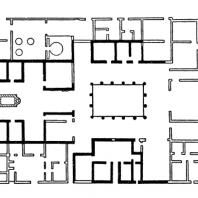 План дома Пансы
