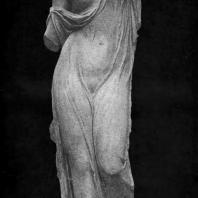 Алкамен. Афродита в садах. Конец 5 в. до н. э. Мраморная реплика из Музея Терм в Риме