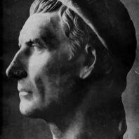Портрет Антиоха III. Мрамор. Конец 3 — начало 2 в. до н. э. Париж. Лувр