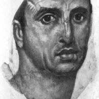 Мужской портрет из Фаюма