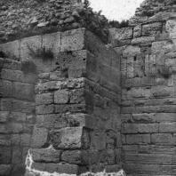 Крепостные стены Херсонеса. 5 в. н.э.