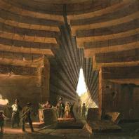 Царский курган, Карло Боссоли, «Могила Митридата», 1856