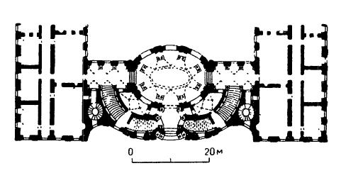 Расцвет барокко в архитектуре Италии (2-я треть XVII ... Сант Иво Алла Сапиенца
