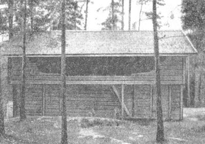 История архитектуры - финляндия.