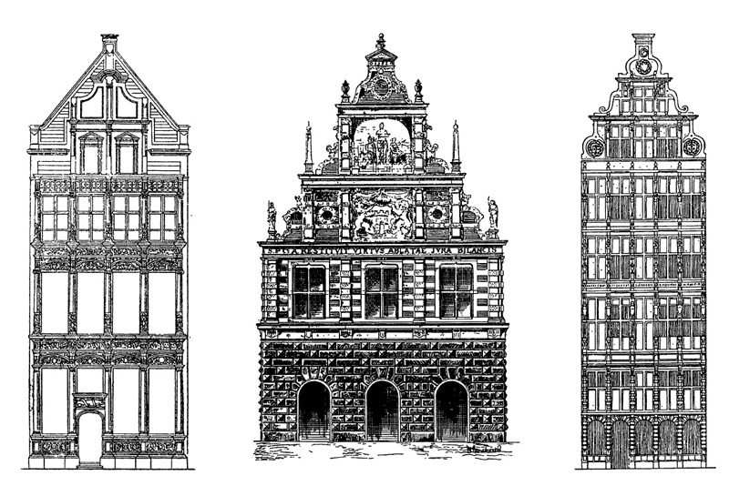 an analysis of renaissance architecture at the end of fourteenth century The italian literature in the vernacular between the second half of the 14th century italian literature of the renaissance end of the 17th century.